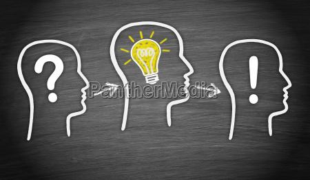 big idea konzept