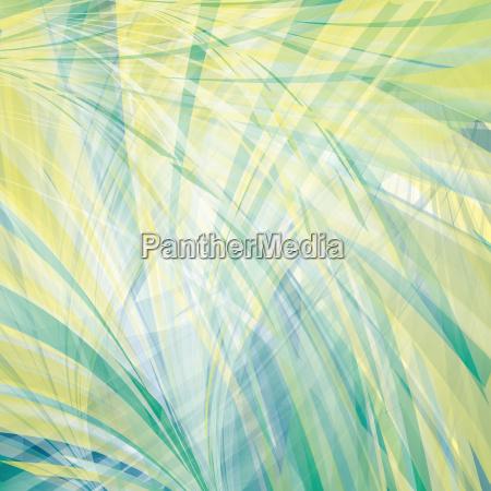 kunst grafik gruen gruenes gruener gruene