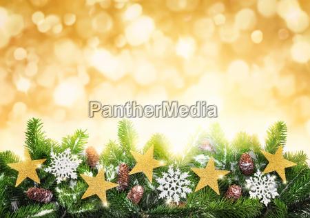 weihnachtlicher background