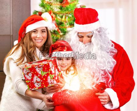erhalten sie weihnachtsgeschenk