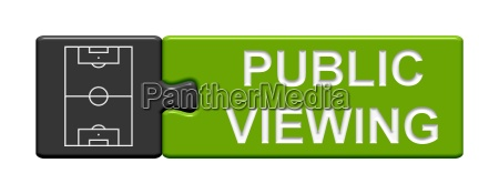 puzzle button public viewing
