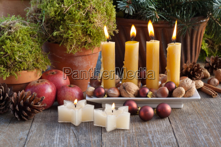christmas apple apples fruit fruits red