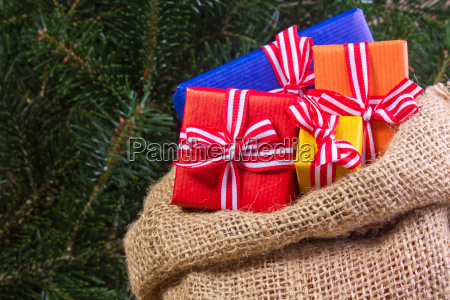 christmas red blue orange yellow