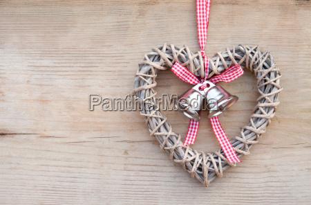 heart hearts love white brown wood