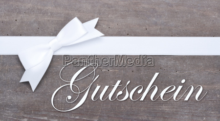 voucher gift card wedding marry white
