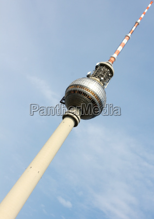 berlin tv tower tower monument television