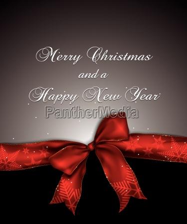 karte neujahr weihnachtszeit christmas steckkarte erfreut