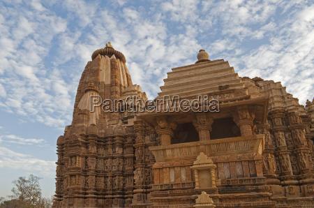 devi jagdambi tempel parvati westliche tempel