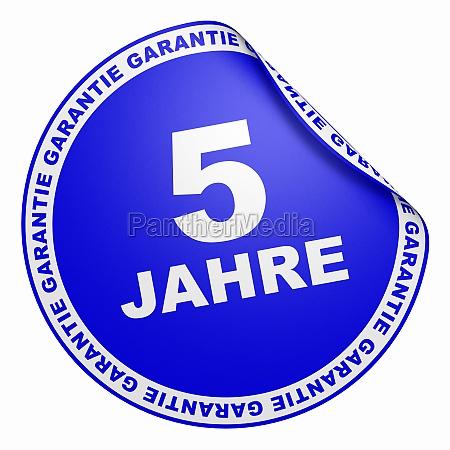 3d sticker dark blue 5
