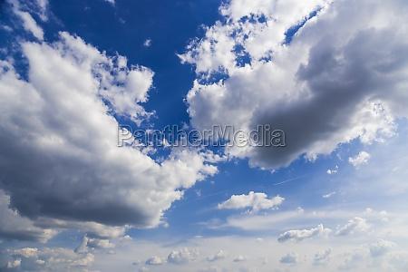 big sky view