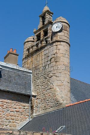 historic steeple