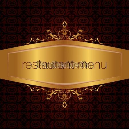 restaurantmenue