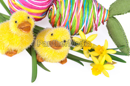 easter chicks