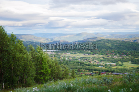 norwegen landschaftsbild landschaft natur landschaftlich szenisch