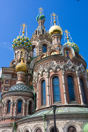 church of savior on blood