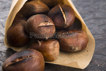 delicious roasted chestnuts