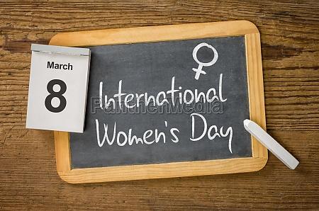 international womens day march 8