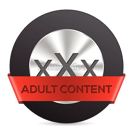 xxx abzeichen mit rotem band