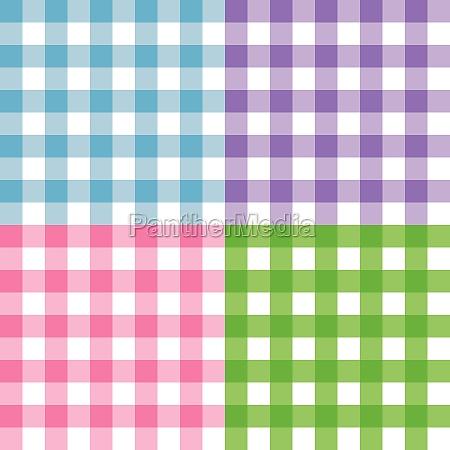 square pattern illustration