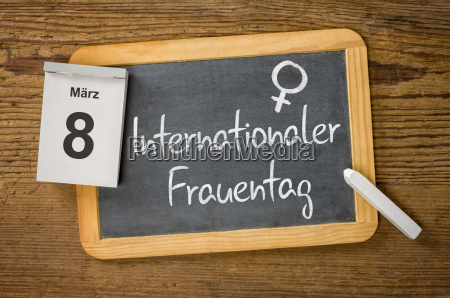 am 8 maerz ist internationler frauentag