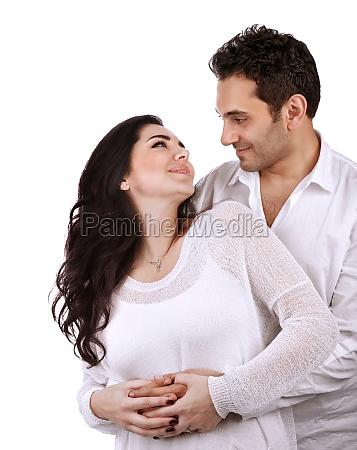 romantisch erfreut gluecklich anspruchslos beguenstigt begeistert