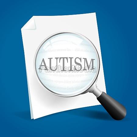bei naeherer betrachtung bei autismus