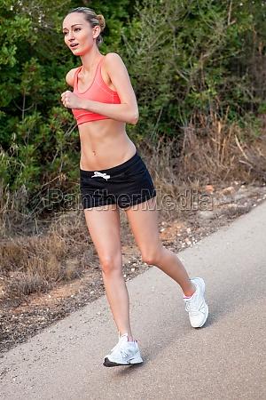 sport sports active jogging jog run