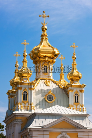 peterhof palace church