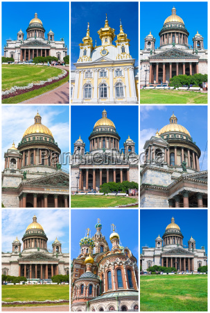 churches in saint petersburg