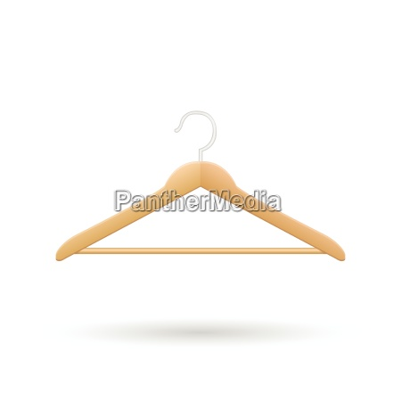 hanger vector illustration