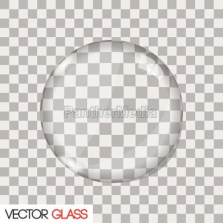 glasobjektiv, vektor-illustration - 11043427