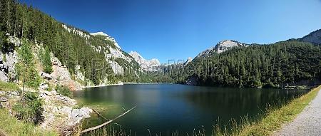 bergsee panorama