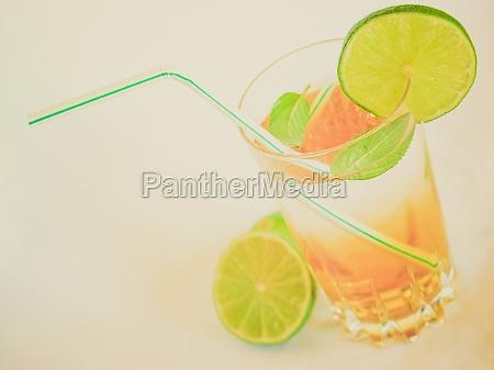 retro look cocktail bild