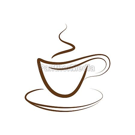 cup off kaffee