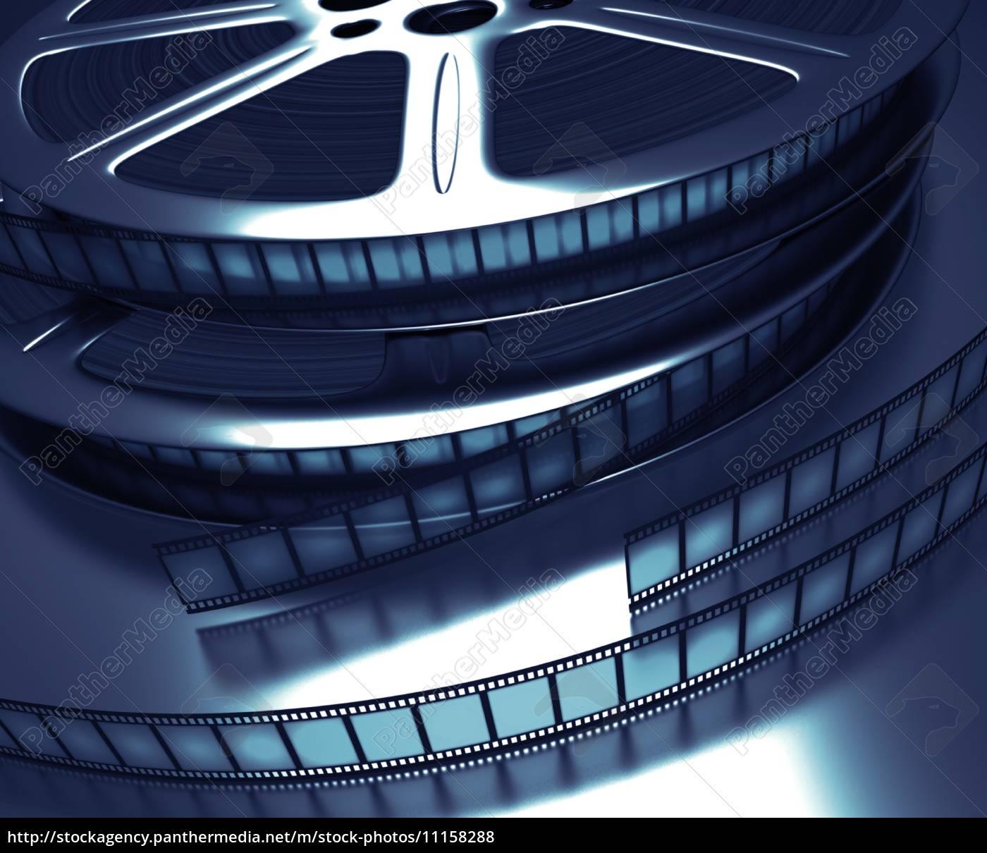 Film Dunkler Raum Lizenzfreies Foto 11158288 Bildagentur