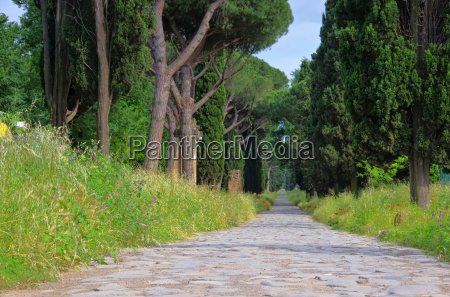rom via appia antica rome