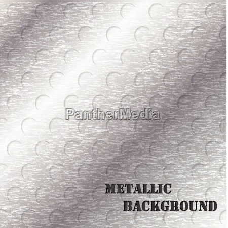 abstract grunge metallic background design