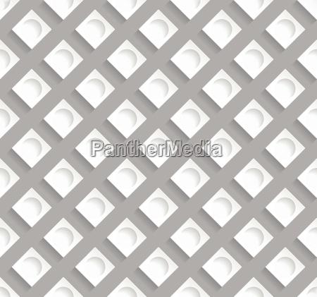 stylish pattern design with gray background