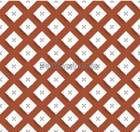 stylish pattern design with brown background