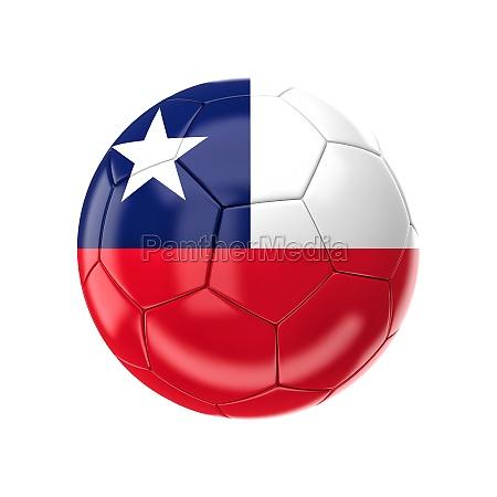 cile soccer ball
