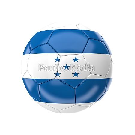 honduras soccer ball