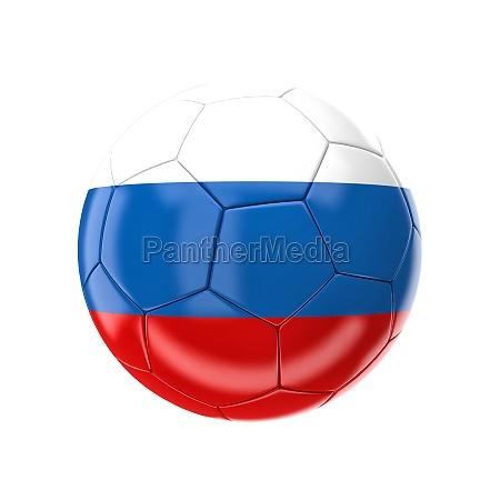 russia soccer ball