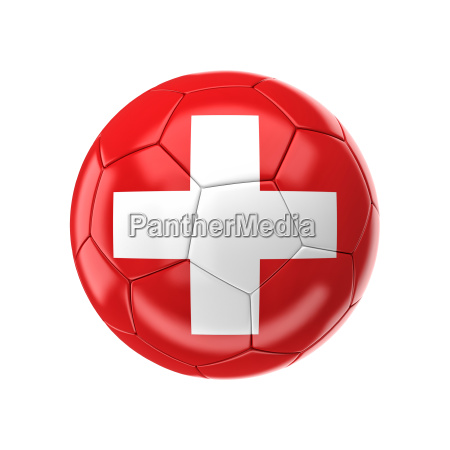 swiss soccer ball