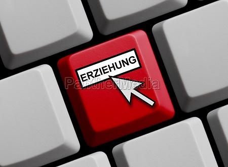 erziehung online