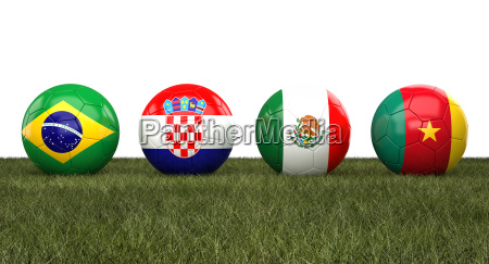 fußball-wordl-cup-bälle - 11234298
