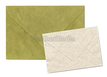 natuerliche recycling nepalesische papierumschlaege
