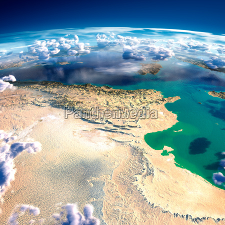 fragments of the planet earth tunisia