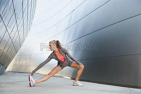 woman music sport sports modern modernity