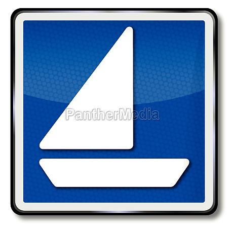 schifffahrtszeichen fahrerlaubnis fuer segelfahrzeuge