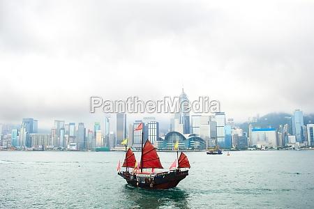 boot nach hongkong